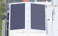 本社工場 太陽光設備(42kw)